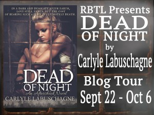 Dead of Night Blog Tour Banner